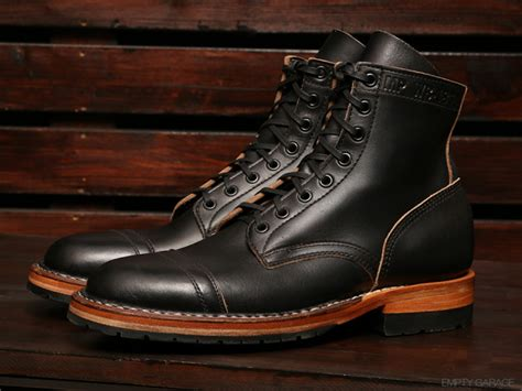 whites boots mp  military police service boot