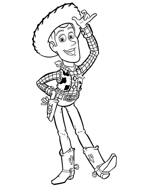 woody coloring book
