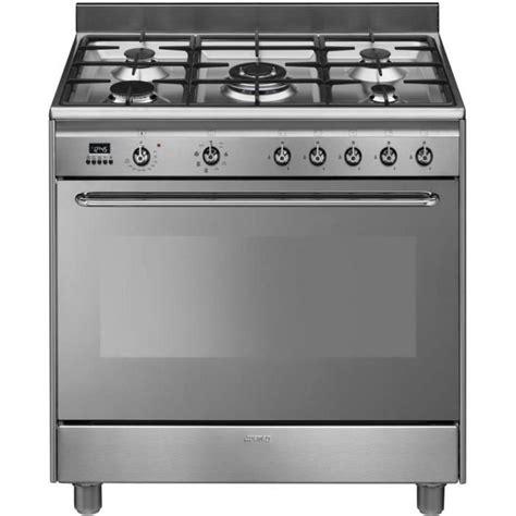 hotpoint c09sg1 x has piano de cuisson 90cm cuisini 232 re gaz smeg cg90x9 achat vente cuisini 232 re piano cdiscount