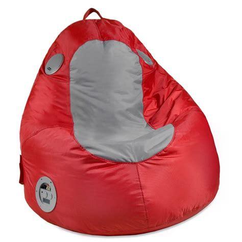 Bean Bag Chairs Ohio Audio Bean Bag Chair Blobby Grey