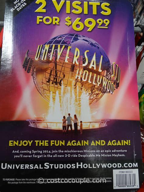 Universal Studios Gift Card - 24 hour fitness membership