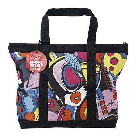 Giles Deacon Henry And Co Team Up With Sims To Design Accessories Range by Giles Deacon And Sainsburys Team Up For Sports Relief
