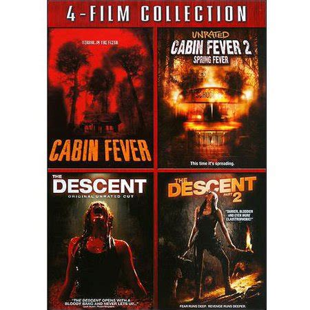 cabin fever two cabin fever cabin fever 2 the descent the descent 2