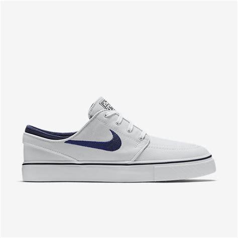 Nike Sb Stefan Janoski Canvas Navywhite nike sportswear 615957 nike zoom sb stefan janoski canvas clearance