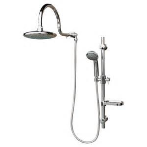 pulse showerspas aqua 3 spray shower and shower