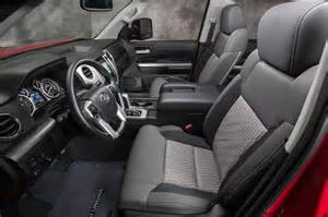 2014 toyota tundra sr5 trd 4x4 offroad front interior
