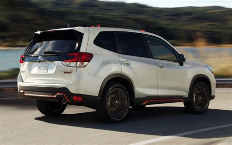 2019 subaru forester sport 2019 subaru forester sport us wallpapers and hd images