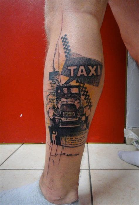 xoil tattoo new york 12 best images about auto taxi on pinterest nyc miami