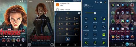 cm themes store super hero themes for cm theme engine apk mod