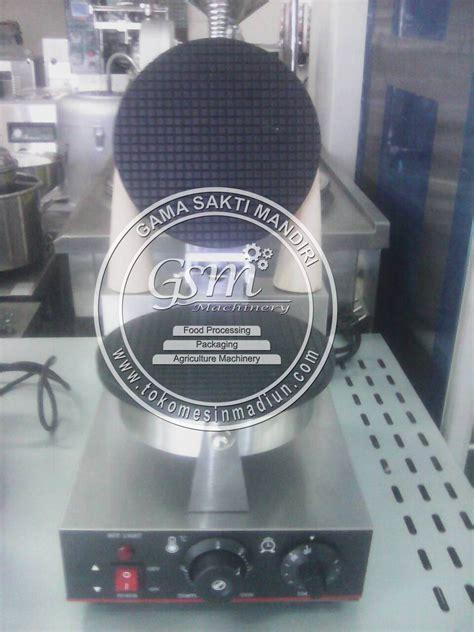 Wajan Waffle mesin waffle cone getra cb 1h toko alat mesin usaha