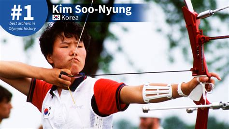 best archery best olympic archers of all time 1 soo nyung world