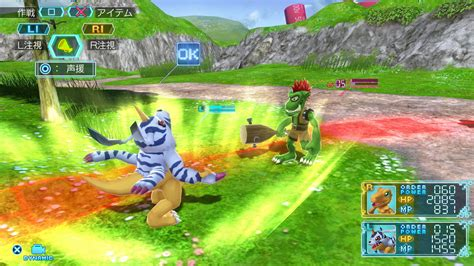 Kaset Ps4 Digimon World Next Order digimon world next order primi screenshot per la versione ps4 gamesvillage it