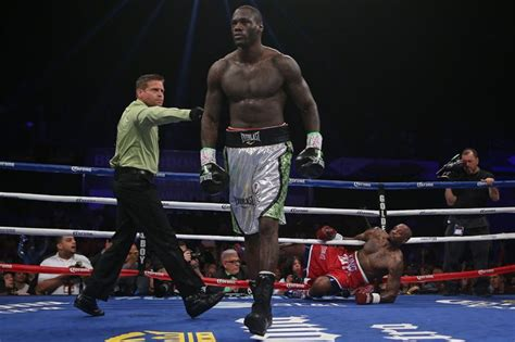 In Search Of The Wilder Deontay Wilder May Be America S Next Great Heavyweight But He Needs To Fight Top