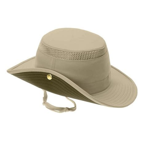 tilley ltm3 airflo nylamtium hat khaki with olive