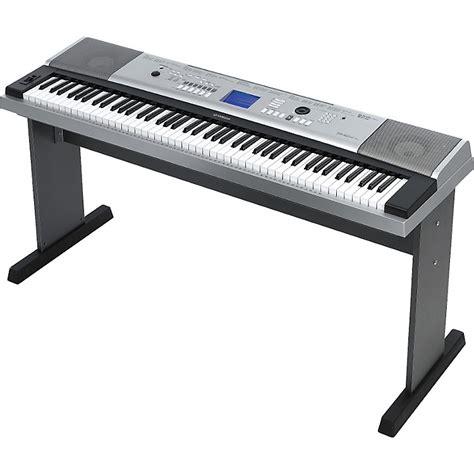 Keyboard Yamaha 88 Key Yamaha Dgx520 88 Key Portable Grand Keyboard Music123