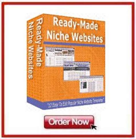 New 12 Ready Made Niche Website Templates Download Html Xhtml Ready Made Website Templates