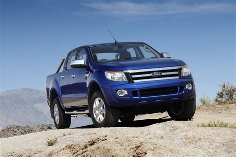 Ford Ranger Cer All New Ford Ranger Compact Truck Revealed But It S