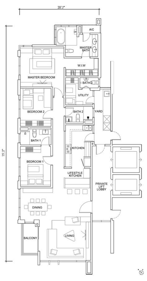 dua residency floor plan photo setia walk floor plan images 100 setia walk floor