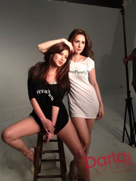 rogue mag exclusive  angel locsin anne curtis