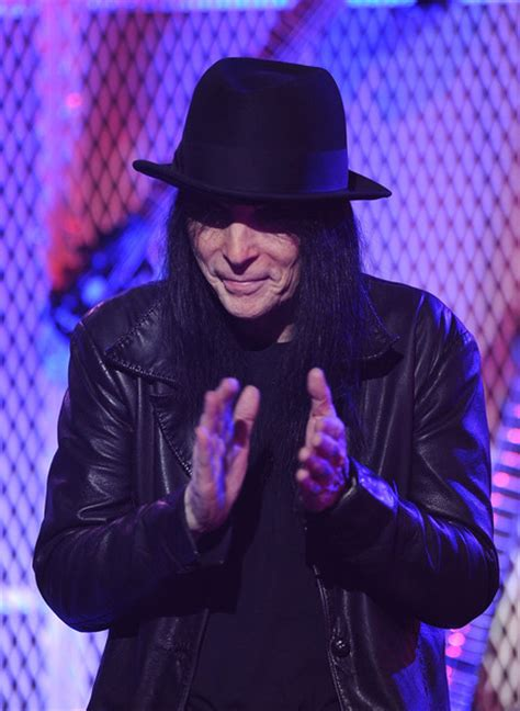 Mick Mats by Mick Mars Pictures 3rd Annual Revolver Golden God Awards