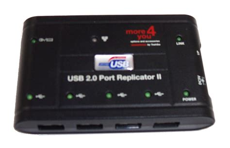 toshiba more4you px1173u 1prp usb 2 0 port replicator ii no power supply ebay