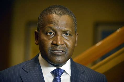 africa s richest aliko dangote plots arsenal takeover within four years mirror