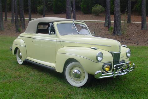 1941 ford deluxe 1941 ford deluxe convertible 138890