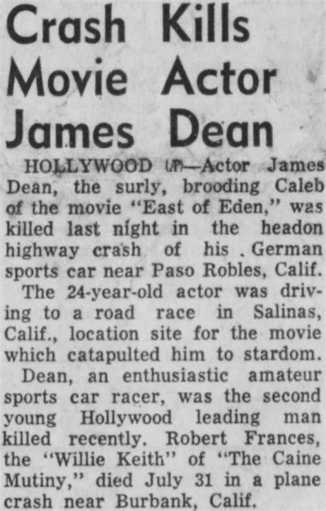 hollywood news yesterday yesterday s print hollywood october 1 1955 front