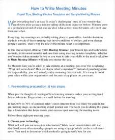 corporate minutes template corporate minutes template 10 free word pdf documents