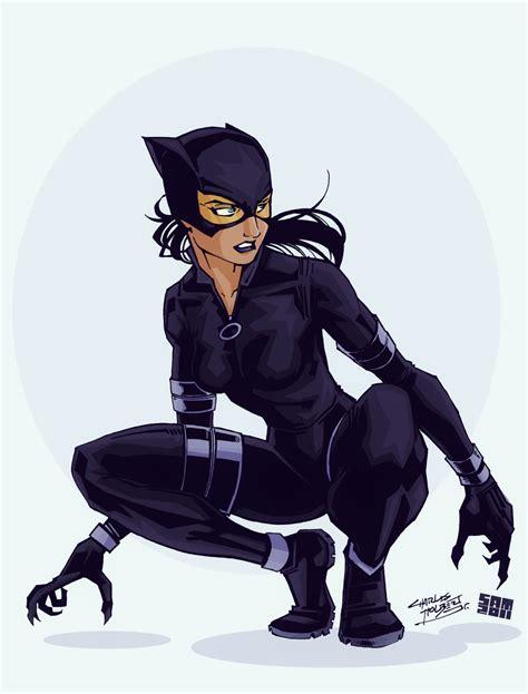 Kaos Cat Dc Comic notorious by tigerhawk01 on deviantart dc deviantart comic and batman