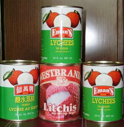 Lychees In Syrup Herring Brand 567g canned lychees 567g products china canned lychees 567g supplier