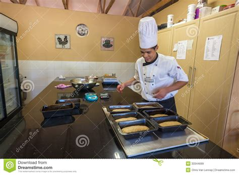 Working Conditions Of A Pastry Chef by Chefs School Pastry Kitchen Editorial Stock Image Image 33344699