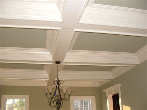 coffered ceilings coffered ceiling crown trim by design