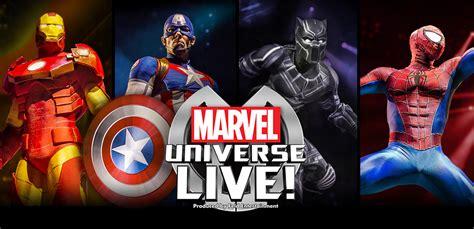 marvel universe bbt center