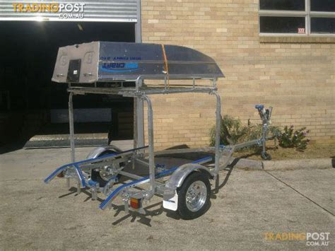 Trailer Boat Rack by Seatrail Boat Trailer Carry Rack For Sale In Revesby Nsw