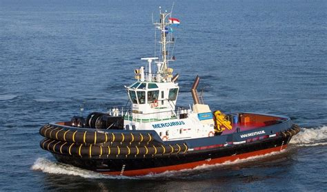 tug boat tow rope damen 32 m asd tugboat mercurius for iskes towing salvage