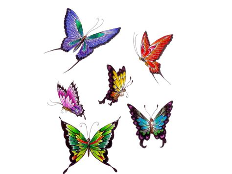 free butterfly tattoo designs casey county library 187 printable butterfly