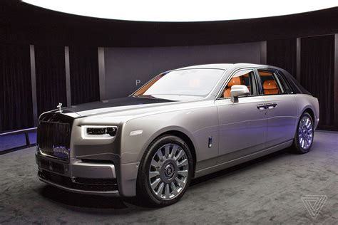 roll royce fantom the rolls royce phantom design opens doors for an electric