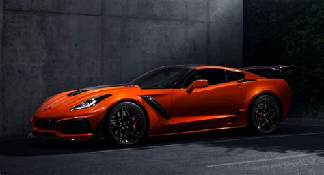Hennessey Corvette Zr1 by Hennessey To Boost 2019 Corvette Zr1 To 1200 Hp
