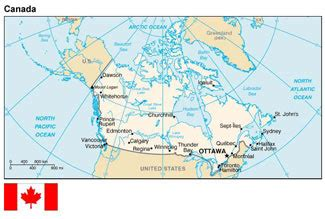 canadian us map border map of us and canada border