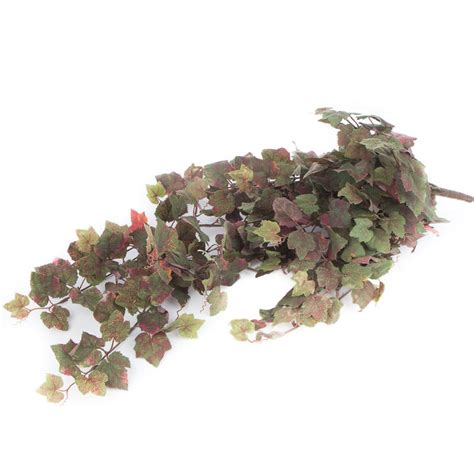 artificial grape leaf bush bushes and bouquets floral