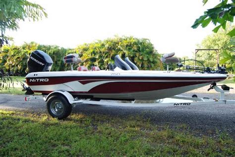 nitro boats for sale australia nitro nx 750 boats for sale boats