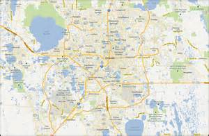 map of orlando florida central florida orlando plumber service area plumber