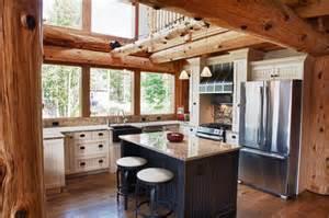Decor Cabinets Ltd Kitchen Ideas For Log Homes