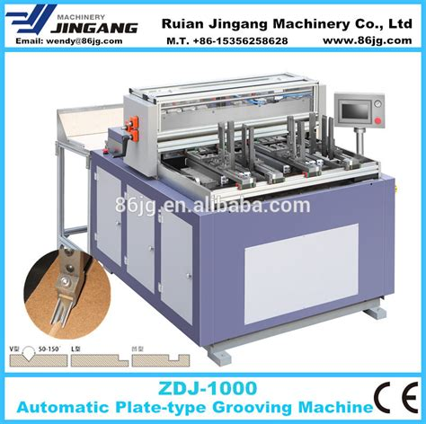 Paper Notebook Machine - zdj 1000 paper notebook hardcover machine in