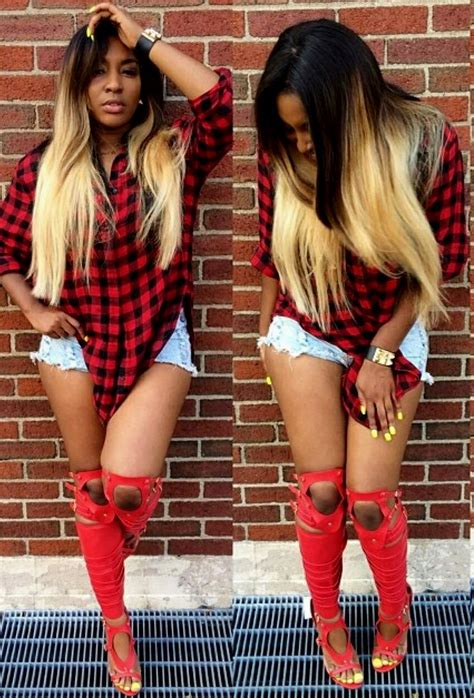 Pretty Weave Hairstyles by Pretty Ombre Weave Hairstyles Hairstyles Ideas