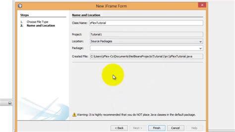 jframe tutorial in netbeans basic netbeans jframe tutorial youtube