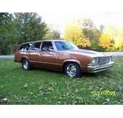 Photo Of A 1979 Chevrolet Malibu Wagon WAGON