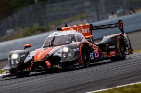 drive racing toyota take dominant 1 2 in lmp1 ligier win in lmp2 the
