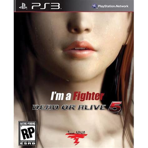 Dead Or Alive 5 1 dead or alive 5 in kutu tasarımları hayatımız oyun